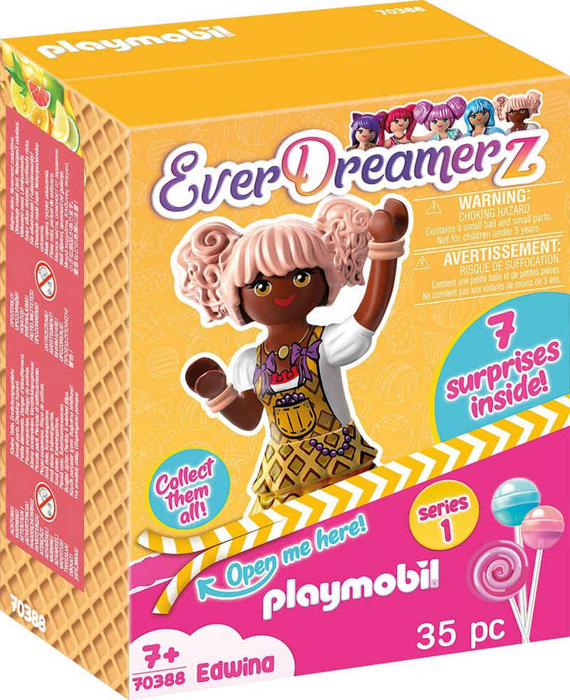 Playmobil® Konstruktions-Spielset »Edwina (70388), EverDreamerz«, (35 St), Made in Europe