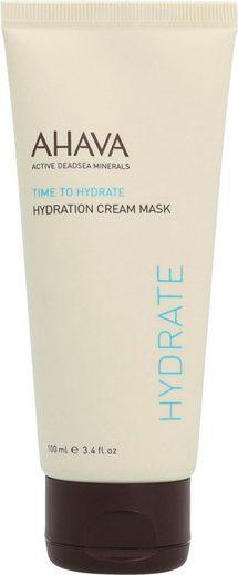 AHAVA Gesichtsmaske »Time To Hydrate Hydration Cream Mask«