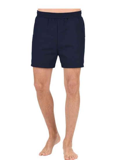 Trigema Shorts aus 100% Baumwolle