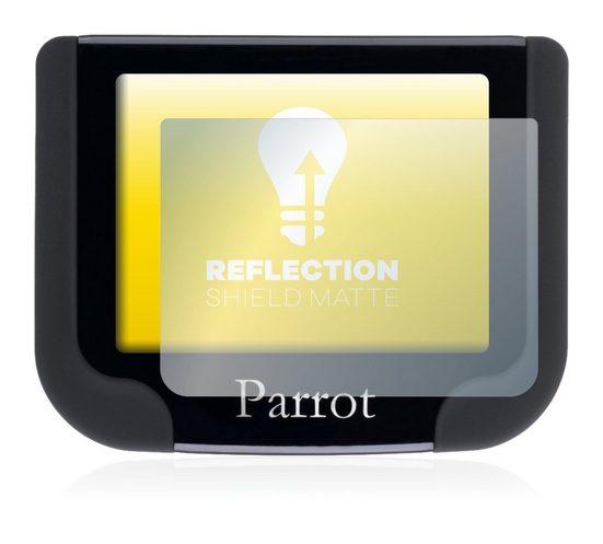 upscreen Schutzfolie »für Parrot MKi9200«, Folie Schutzfolie matt entspiegelt