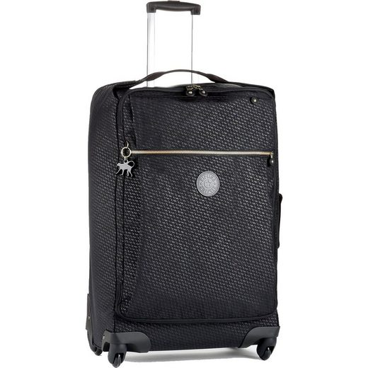 KIPLING Weichgepäck-Trolley »Basic Travel«, 4 Rollen, Nylon