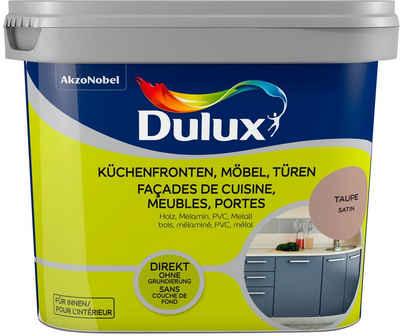 Dulux Holzlack »Fresh Up«, für Küchen, Möbel und Türen, taupe, 0,75 l