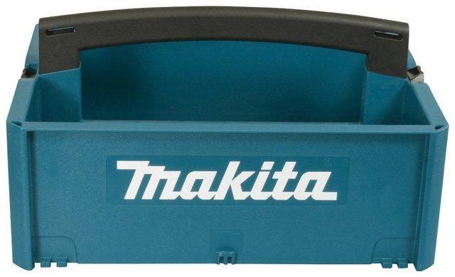 MAKITA Werkzeugbox »P-83836«, leer, 395 x 295 x 145 mm | Baumarkt > Werkzeug > Werkzeug-Sets | Blau | Makita