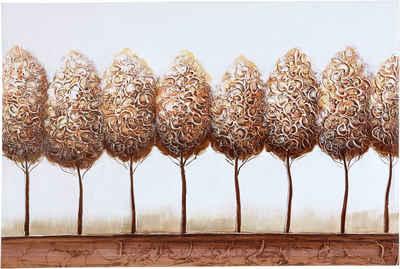 Home affaire Leinwandbild »Bäume«, Bäume