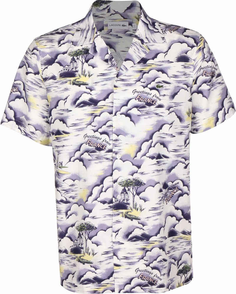 Lacoste Kurzarmhemd »Chemise Casual Manches«
