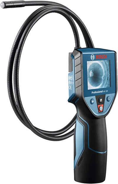 Bosch Professional »GIC 120 Professional« Inspektionskamera (mit Batterien, Kamerakabel, Haken, Magnet, Spiegel)