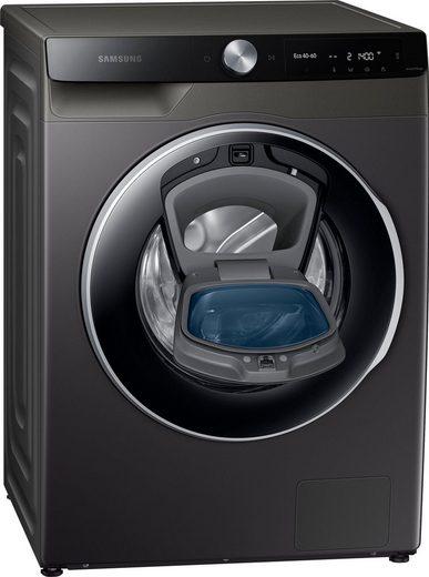Samsung Waschmaschine WW6500T INOX WW80T654ALX/S2, 8 kg, 1400 U/min