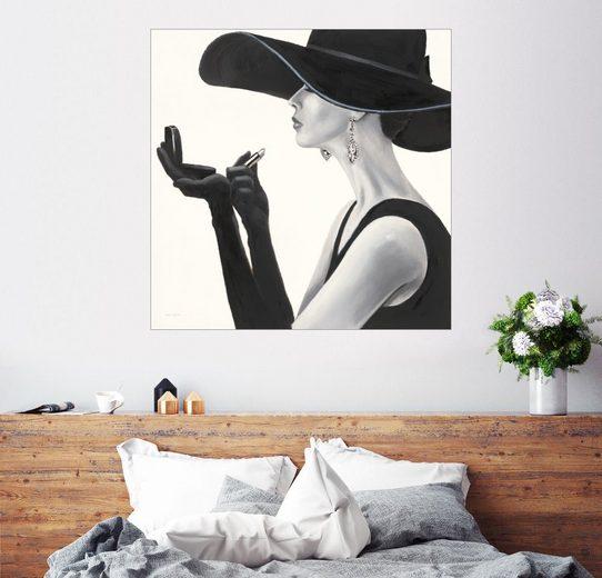 Posterlounge Wandbild, Haute Chapeau II