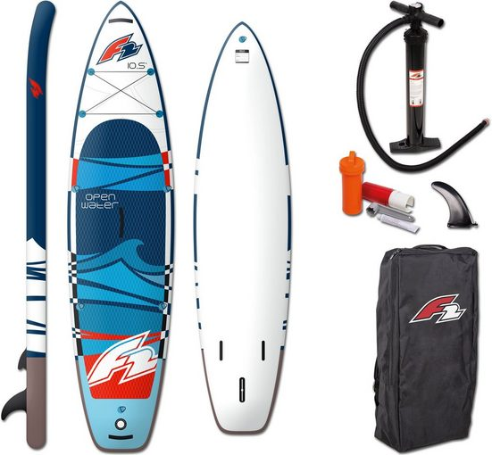 F2 SUP-Board »Open Water ohne Paddel«