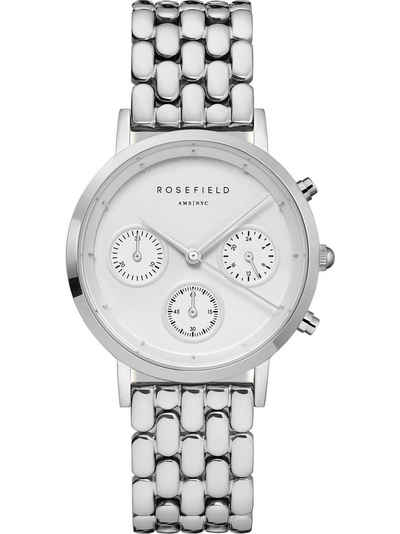 ROSEFIELD Chronograph »Rosefield Damen-Uhren Analog Quarz«