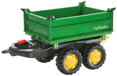 Rolly Toys Kinderfahrzeug-Anhänger, für Trettraktoren