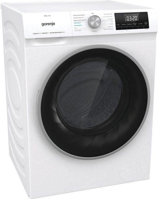 GORENJE Waschtrockner WD10514PS, 10 kg, 6 kg, 1400 U min