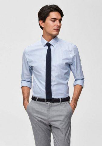 SELECTED HOMME Dalykiniai marškiniai »SLIM NEW-MARK S...