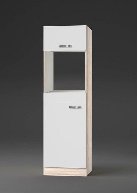 Optifit Kombinierter Backofen-Kühlumbauschrank Skagen, Höhe 206,8 cm