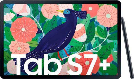 "Samsung Galaxy Tab S7+ Tablet (12,4"", 256 GB, Android)"