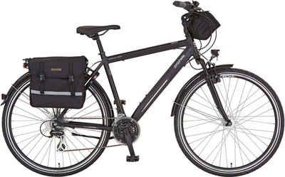 Prophete Trekkingrad »Entdecker 1000«, 24 Gang Shimano Acera Schaltwerk, Kettenschaltung