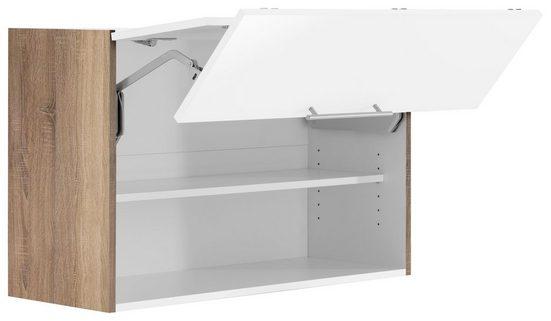 wiho Küchen Faltlifthängeschrank »Cali« Breite 90 cm