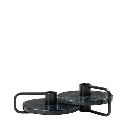 BLOMUS Kerzenhalter »CASTEA 2er Set Marmor«