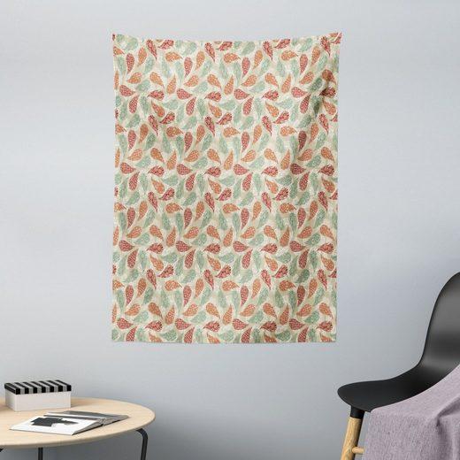 Wandteppich »aus Weiches Mikrofaser Stoff Für das Wohn und Schlafzimmer«, Abakuhaus, rechteckig, Paisley Vintage persische Elemente