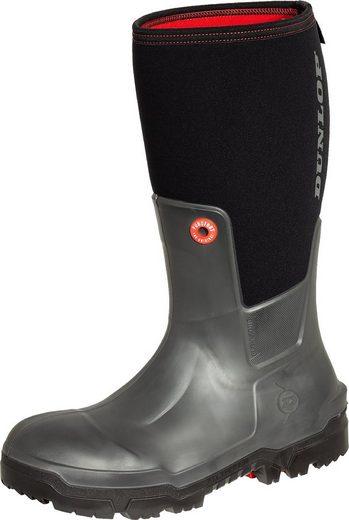 Dunlop »Dunlop Snugboot Pioneer schwarz« Gummistiefel