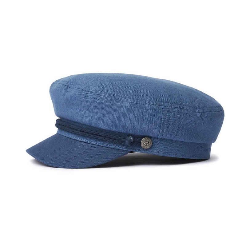Brixton Schiebermütze »Fiddler Cap - slate/joe blue«