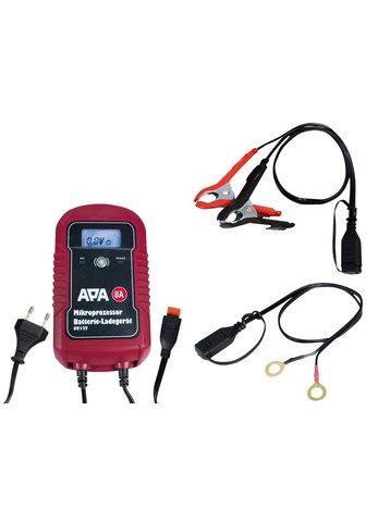 APA Batterie-Ladegerät (8000 mA 6/12V)