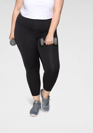 Nike Funktionstights »YOGA 7/8 TIGHT PLUS SIZE« In großen Größen