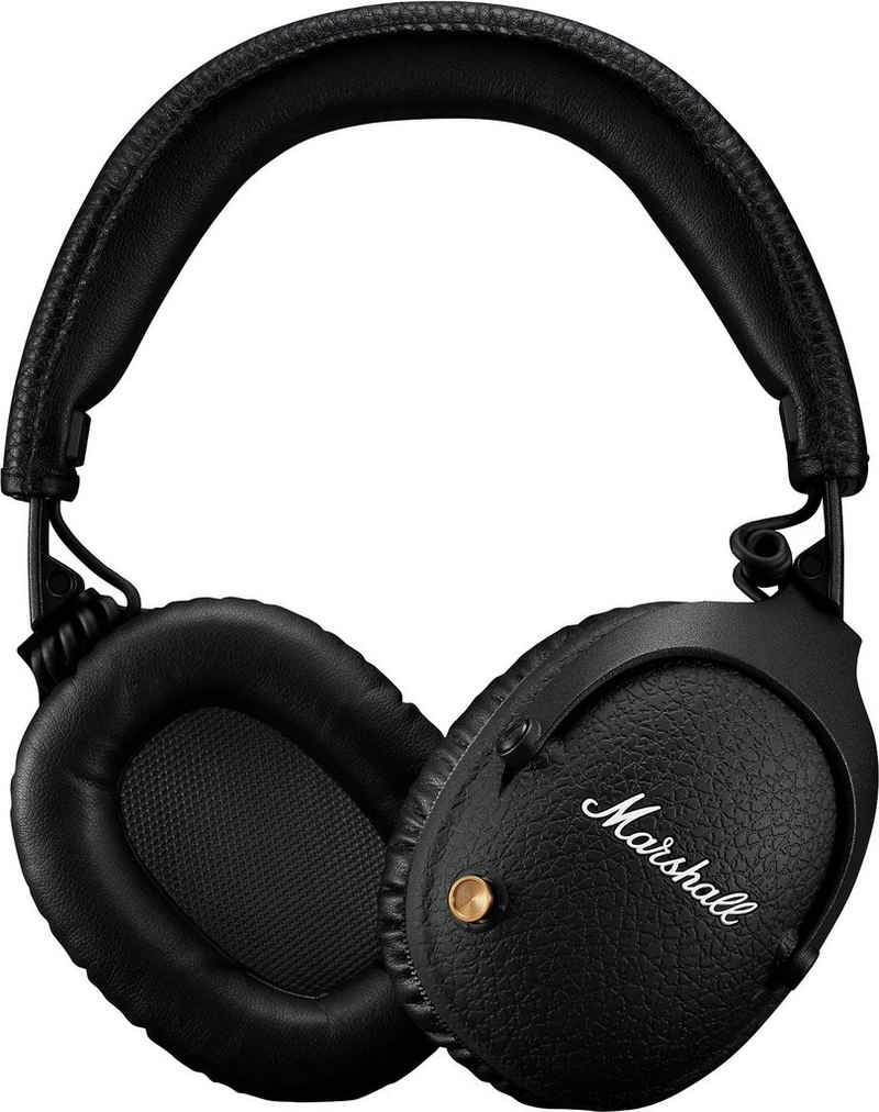 Marshall »MONITOR II A.N.C.« Bluetooth-Kopfhörer (Active Noise Cancelling (ANC), Noise-Reduction, Sprachsteuerung, Google Assistant, Bluetooth)