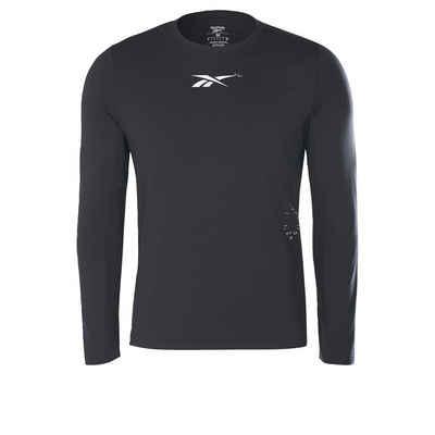 Reebok Langarmshirt »ACTIVCHILL+DreamBlend Long-Sleeve Shirt«