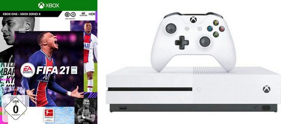 Xbox One S, inkl. FIFA 21