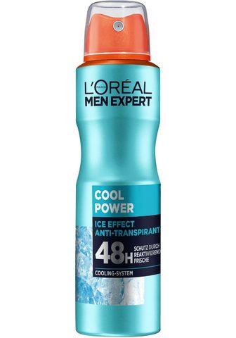L'ORÉAL PARIS MEN EXPERT L'ORÉAL PARIS MEN EXPERT Deo-Spray »Co...