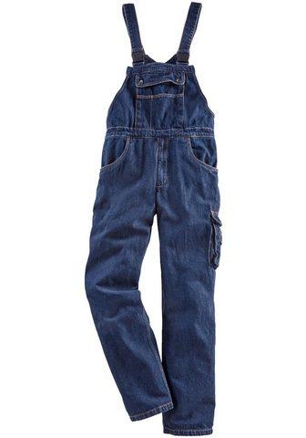 Kombinezono tipo kelnės »Worker Jeans«...