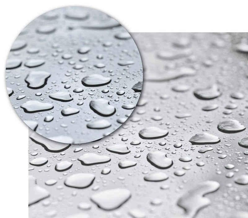 Beautex Tischdecke »Transparente Tischdecke Klarsicht Folie, RUND OVAL ECKIG - Stärke 0,30 mm - Größe wählbar« (1-tlg)