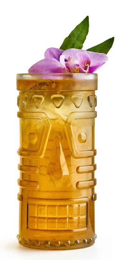 van Well Cocktailglas »Mai Tai«, Glas, Inhalt 490 ml, im Geschenkkarton, 4-teilig