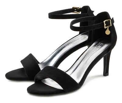 LASCANA Sandalette im modischem Design und kleiner Schnallenverzierung