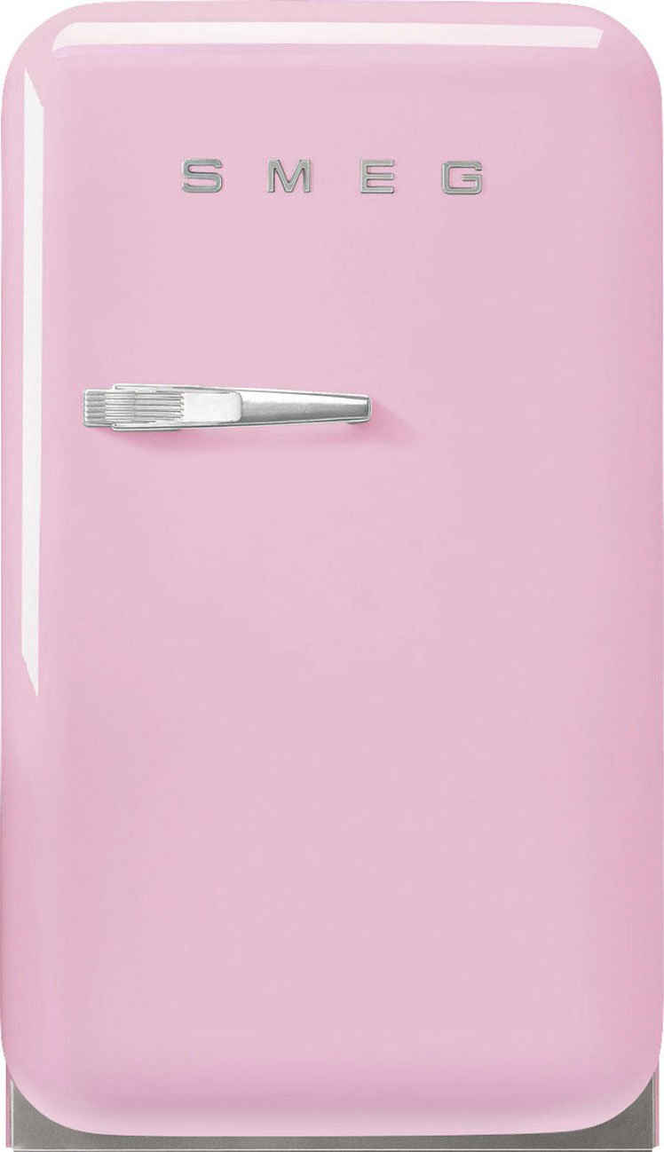 Smeg Kühlschrank FAB5RPK5, 71,5 cm hoch, 40,4 cm breit