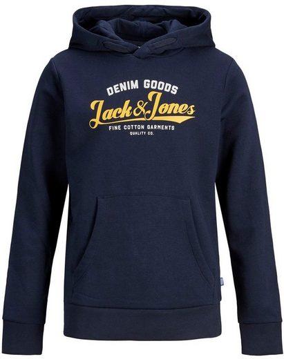 Jack & Jones Junior Kapuzensweatshirt