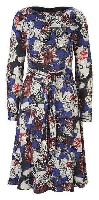 heine TIMELESS Druckkleid mit Blumendruck | Bekleidung > Kleider > Druckkleider | heine