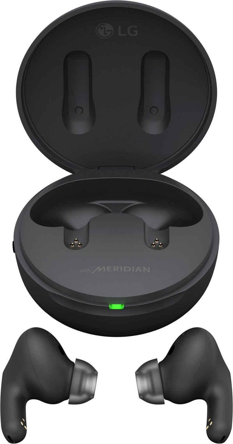 LG »TONE-DFP5« Bluetooth-Kopfhörer (kompatibel mit Siri, Adaptive Noise-Cancelling, Google Assistant, Siri)