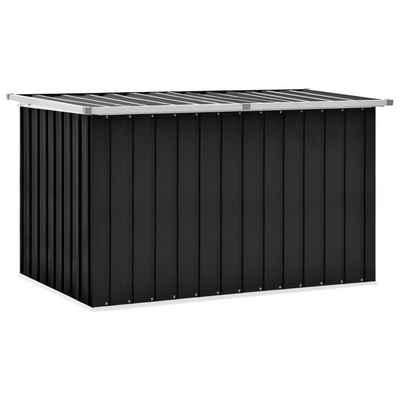 vidaXL Gartenbox »vidaXL Gartenbox Anthrazit 149 x 99 x 93 cm«