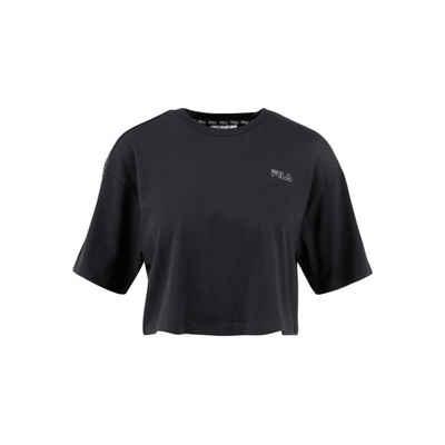 Fila T-Shirt »Damen T-Shirt MARI - Cropped Tee, Crewneck,«
