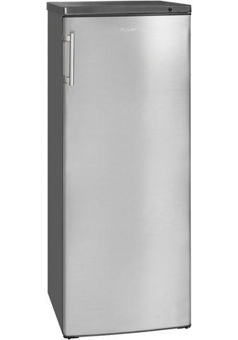 exquisit Šaldiklis GS235-H-040E inoxlook 142 cm...