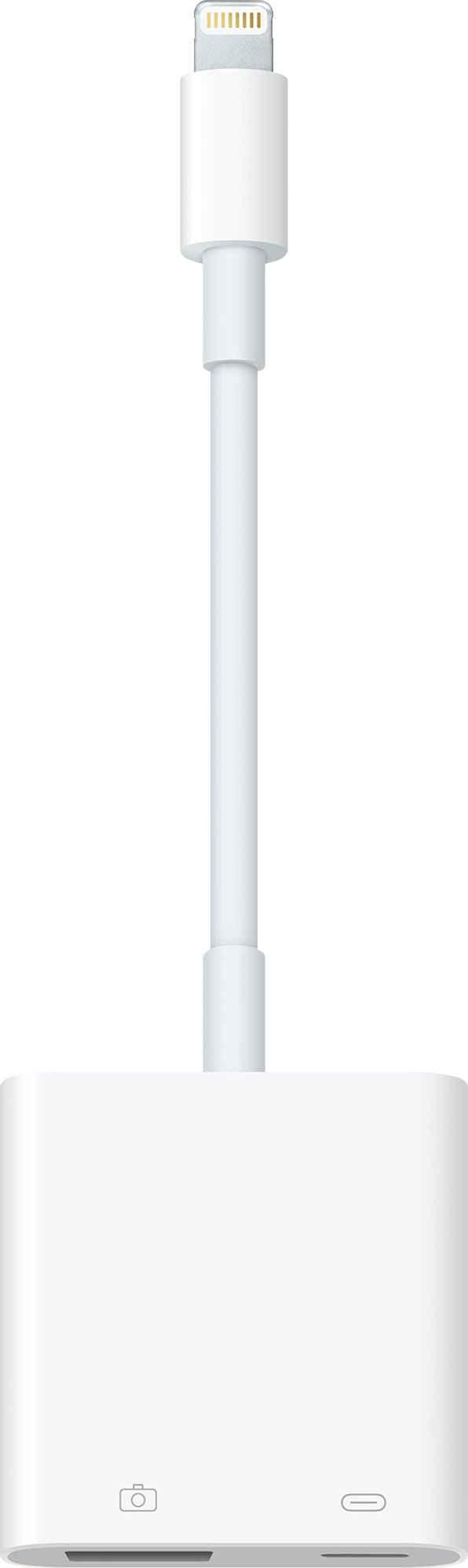 Apple »Lightning to USB3 Camera Adapter« Notebook-Adapter Lightning zu USB-C, USB Typ A