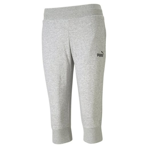 PUMA Jogginghose »Essentials Damen Capri-Sweatpants«
