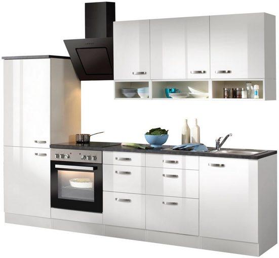 OPTIFIT Küchenzeile »Lagos«, mit E-Geräten, Breite 270 cm