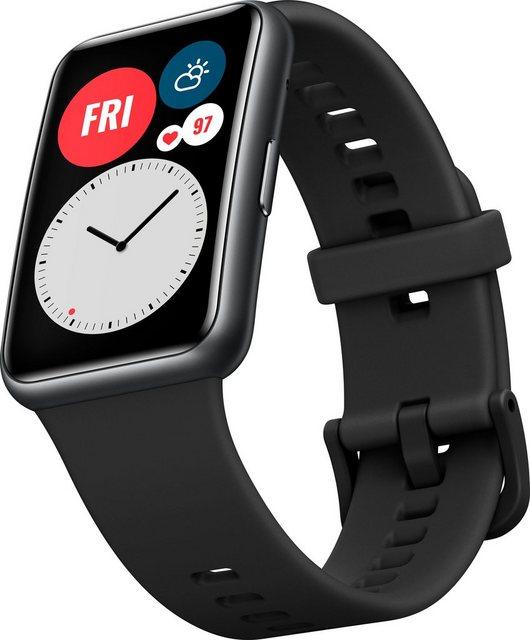 Huawei Watch Fit Smartwatch (4,17 cm/1,64 Zoll)