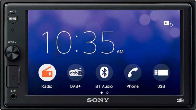 Sony »XAV1550ANTEUR« Autoradio (Digitalradio (DAB), FM-Tuner, 55 W)