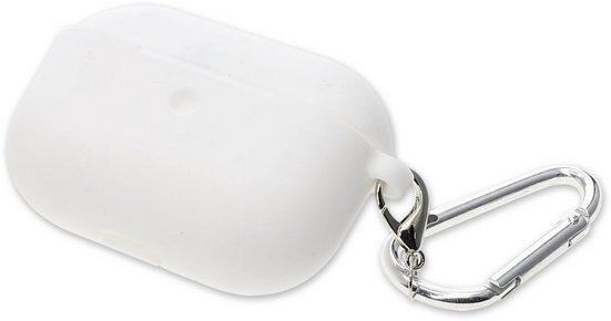 4smarts Tasche »Silikon-Tasche mit Karabiner für Apple AirPods Pro«