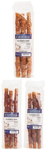 Canius Hundesnack »Kaurollen Mix«, 3 Pakete á 3 Kaurollen