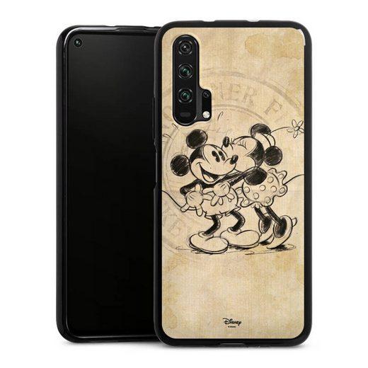 DeinDesign Handyhülle »Minnie&Mickey« Huawei Honor 20 Pro, Hülle Mickey Mouse Minnie Mouse Vintage